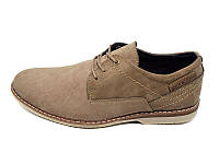 Мужские туфли Нубук Multi Shoes ML Latte