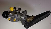 Главный тормозной кран (цилиндр ГТК) в сборе с педалью FAW 3252, фото 1