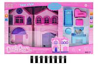 Домик для кукол 668-11, в коробке