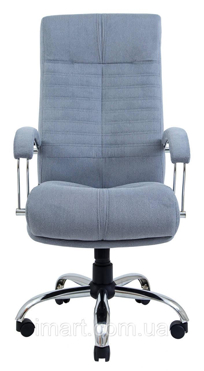 Купить Кресло для руководителя Орион хром к/з Флай/Неаполь, Richman
