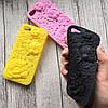 Силиконовый чехол цветы Blossom на iPhone 5/5s/SE , фото 2