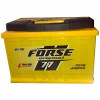 Аккумулятор Forse Original 6CT-77Ah720А