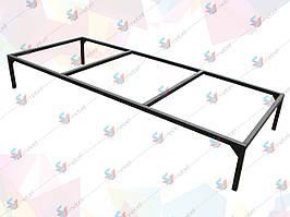 Цельносварная рамка односпальной кровати 1900*900 мм