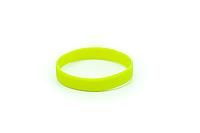 Силиконовые браслеты на руку салатовый