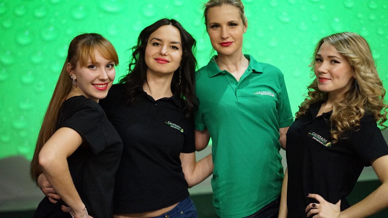 Футболки c печатью логотипа - Рекламно-производственная группа «Новая эпоха» в Киеве