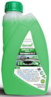 Антифриз Antifreeze 5 in 1 GREENN 11 -40°С 1.1кг