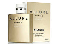 Allure Homme Edition Blanche Chanel 50ml для мужчин