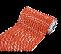 Гофрированная лента LUXARD для примыканий F-2, алюм., красная