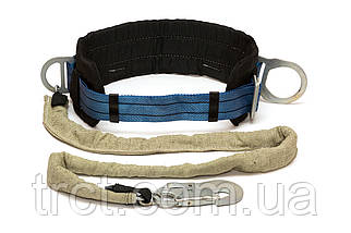 Пояс предохранительный безлямочный с цепным стропом (2ПБ)