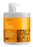 Маска для золотисто-русых волос LAKME Teknia Ultra Gold Treatment 1000 мл