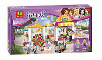 "Конструктор Bela Friends 10494 ""Супермаркет"" (аналог LEGO Friends 41118), 318 дет"