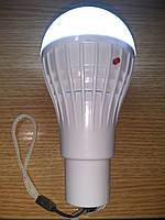 Лампа светодиодная RIGHT HAUSEN LED аккумуляторная от солнечной батареи и от сети