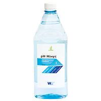 Жидкость pH-минус 1 л