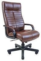 Кресло для руководителя Орион пластик к/з Мадрас/Титан/Тиффани/Велюр