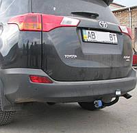 Фаркоп на Toyota Rav-4 (c 2013--)  Тойота Рав 4
