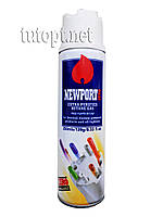 """Газ """"Newport"""" для заправки зажигалок очищенный, объём: 250 мл"""