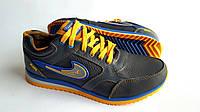 Мужские кожаные кроссовки Anser Nike, фото 1