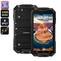 Смартфон Geotel A1 2 sim, 4,5 дюйма, 8 Гб, 8 Мп, 4х ядерный, защита IP67.