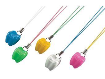 Подвеска на веревке-для зубика