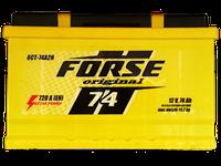 Аккумулятор Forse Original Премиум 74 Ач