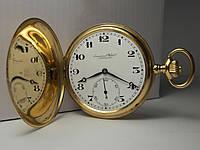 Часы IWC карманные золото 14к