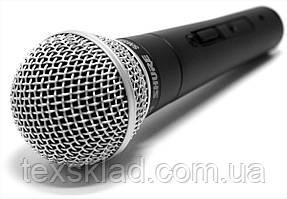Микрофон проводной SM58