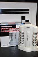 Очиститель воздуха с генератором анионов ZENET XJ-902