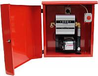 ARMADILLO 24-60 - Топливораздаточная колонка для топлива в металлическом ящике, 60 л/мин, 24В
