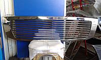 Решетка радиатора (нерж) Land Cruiser 100