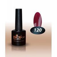 Гель-лак Nice for you № 120 (ягодный компот) 8.5 мл