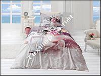 Комплект постельного белья 3D сатин Andrea First Choice Турция
