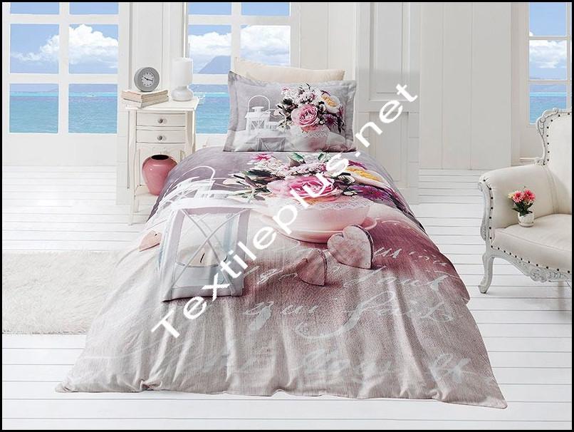 Комплект постельного белья 3D сатин Andrea First Choice Турция - Textile  plus в Хмельницком 8bb48cba8d062