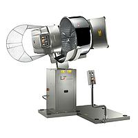 Тестомесильная машина с опрокидывающейся дежой
