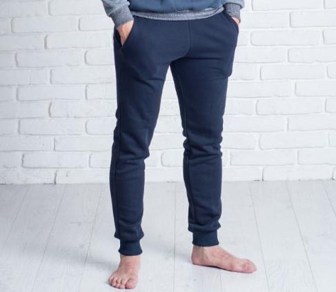 Зимние мужские спортивные брюки