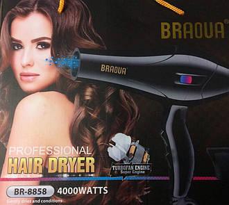 Фен для волос BRAOUA BR-8858 4000W