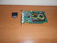 Видеокарта NVIDIA GeForce 9400GT 1Gb 128 Bit бу