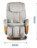 Массажное кресло Universal RT-6150 Искусственная кожа Бежевый
