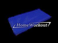 Мат спортивный размером 2х1х0,1м HomeWorkout