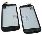 Сенсорний екран (тачскрін) для Alcatel One Touch 5036Х, 5036D POP C5 Black