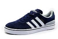 Кроссовки мужские Adidas Busenitz, темно-синие, р. 43 44 45