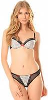Комплект женского нижнего белья Vivien Lingerie со слипами