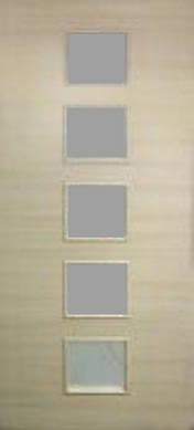 Двери межкомнатные МДФ Альта 5 пленка экошпон