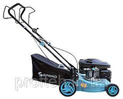 Бензиновая газонокосилка Sadko GLM-400 + доставка