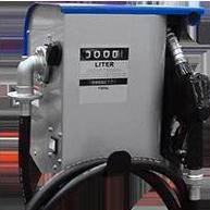 AF 3000 - Топливораздаточная колонка для дизельного топлива со счетчиком, 60 л/мин, 220 В