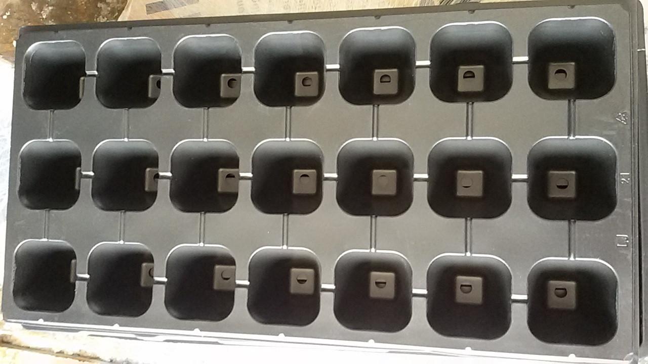 Кассета для рассады 21 ячейка