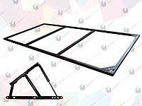 Рамка кровати с подъемным механизмом 1900*1000 мм