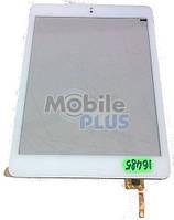 Сенсорный экран (тачскрин) для планшета 8 дюймов Cube U35GT, U35, U30 Mini2 (Model: CTP 0780017-02) White