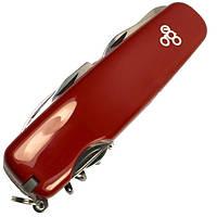 Нож Ego A01.11.2, красный, фото 1