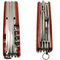 Нож Ego A01.11, красный, фото 1