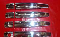 Накладки на ручки (нерж) Mercedes w202